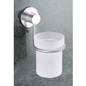 Kubek łazienkowy z uchwytem montowanym do ściany Marino