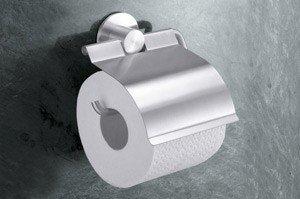 Uchwyt na papier toaletowy z osłoną Marino