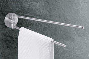 Wieszak na ręczniki dwuramienny Marino