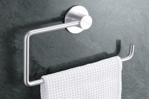Wieszak na ręczniki prostokątny Marino