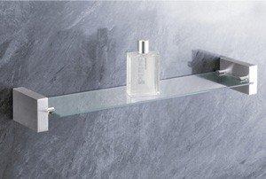 Półka łazienkowa szklana Fresco