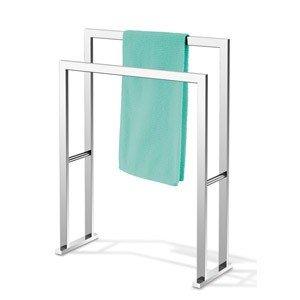 Stojak na ręczniki Linea polerowany