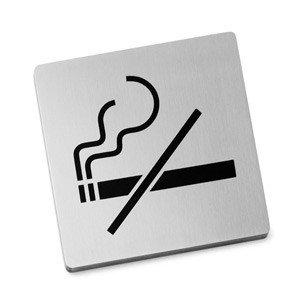 Szyld zakaz palenia Indici