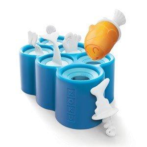 Zestaw do lodów na patyku Fish Pops