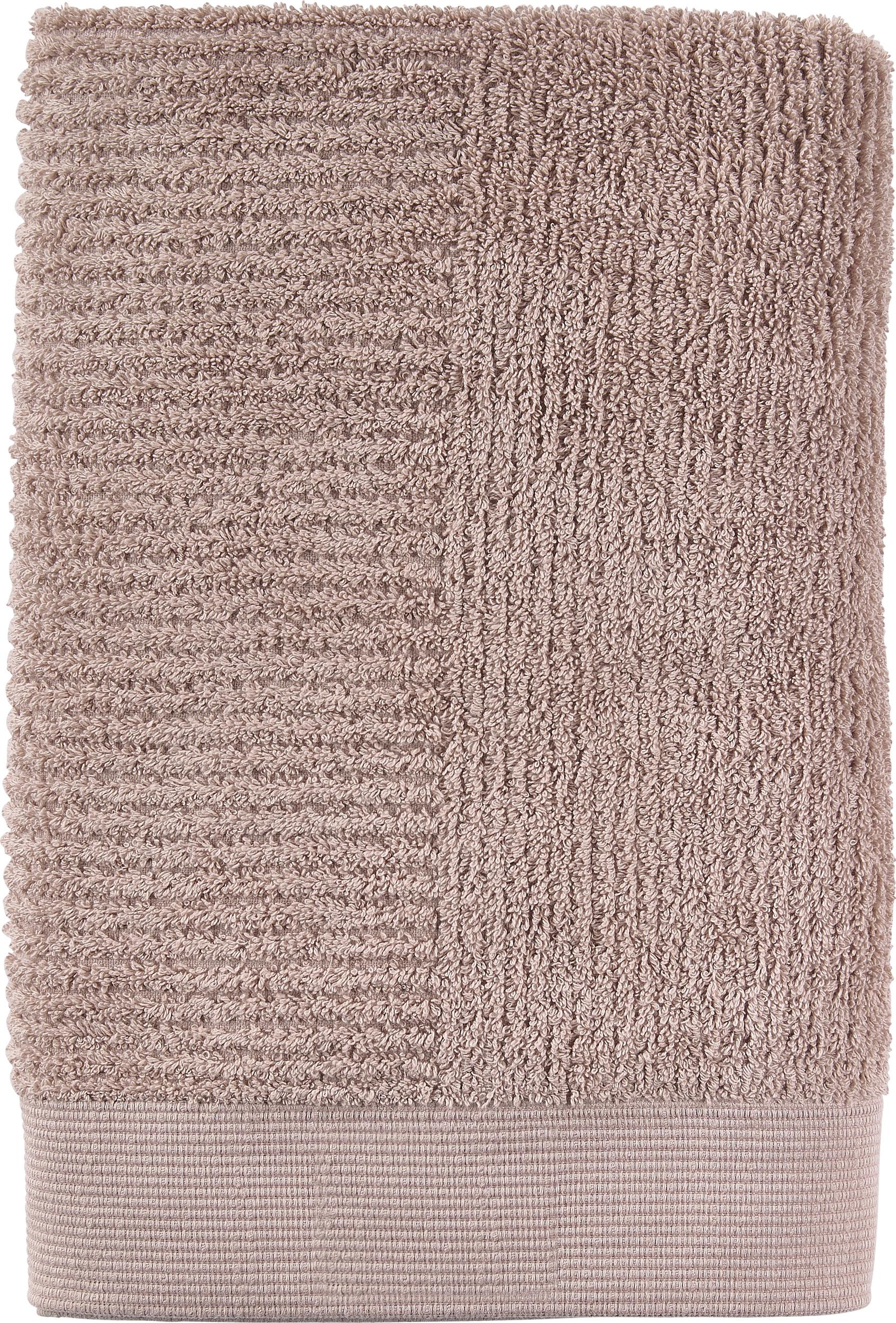 Ręcznik Classic 70 x 140 cm bursztynowy - Zone Denmark
