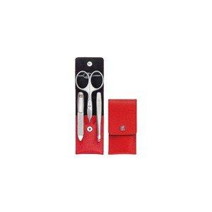Akcesoria manicure Twinox Asian Competence 4 el. Dauphine z nożyczkami